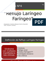 reflujo laringeo faringeo