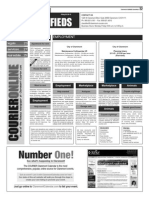 Claremont COURIER Classifieds 5-29-15