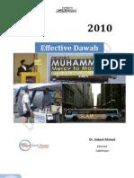 Effective Dawah - Dr. Sabeel Ahmed