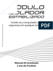 Manual do Módulo Isolador Estabilizado Microsol