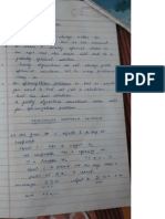 Algorithm Notes NSIT
