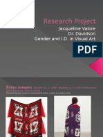 Research Project Gender and ID PPT