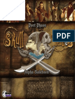 Port Phase - Alpha Rulebook Skull Tales