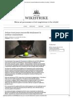 Jeûner Trois Jours Renouvelle Totalement Le Système Immunitaire - Wikistrike