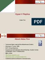 AFinn Day 1 Hyper v Replica