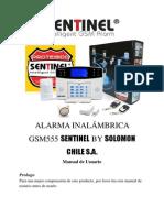 Manual Usuario Gsm 555 v3