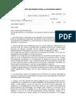 Consentimiento Informado para Exodoncia Simple
