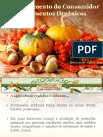 Comportamento Do Consumidor de Alimentos Orgânicos