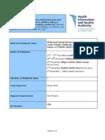 Hiqa Report on Direct Provision