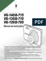Câmara Digital Olympus VG-140