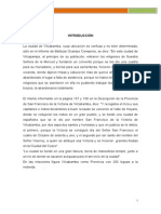 Monografia de Vilcabamba - Cosmovision Andina