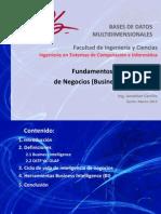 1. Fundamentos de Inteligencia de Negocios (BI)