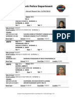 public arrest report for 29may2015