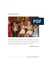 2007 Relatório Fotográfico Ser Criança Araçuaí - MG (FEV-MAR-07)