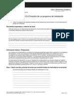 Practlab 5 Creación de Un Programa de Instalacion