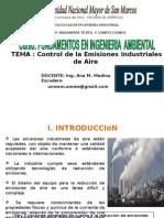 Control de Emisiones Atmosfericas