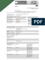 Last Filed Report (5)