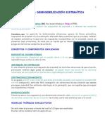 Tema 2. Desensibilización Sistemática
