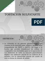 tostacion sulfatante