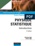 Physique Statistique (1)