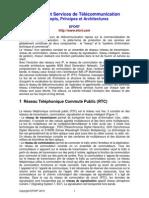 Architectures réseaux de télécommunications