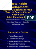 Environmental Design Tuesday