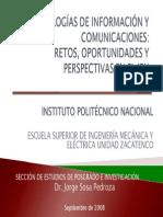 TecnologiaInformacion y Comunicacion