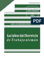 Labor Del Servicio de Trabajo Aleman - Müller-Brandenburg