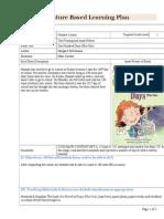 literature activity plan