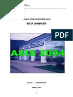 Asis La Convencion 2004