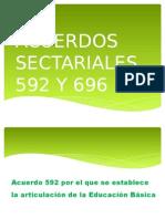 02 acuerdos sectariales 592 y 696