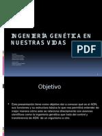 Ingeniería Genética (Plan)