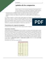 Nomenclatura Química de Los Compuestos Inorgánicos
