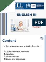 English III - Session 05