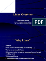 Linux Overview