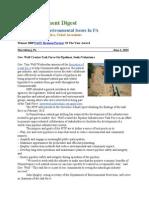 PA Environment Digest June 1, 2015