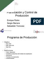 Prog de Prod GMM