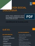 Introducción a la Psicología Social Discursiva