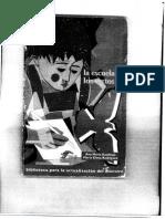 Kaufman La Escuela y Los Textos