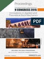 Isrm2015 Proceedings
