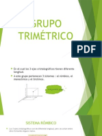 Grupo Trimetridco