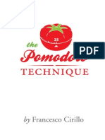 Francesco Cirillo- The PomodoroTechnique_v1-3.Doc