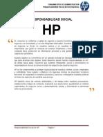Responsabilidad Social Hp