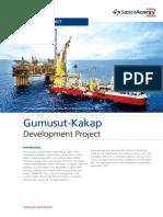 Gumusut Kakap