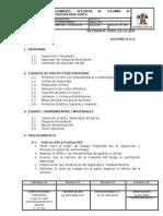 Sos.p.mo.Tum.dcp - Descarga de Columna de Perforación Raise Borer -V1. Rv2
