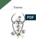 Pyreaus Zodiac Taurus