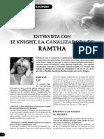 Entrevista Ramtha