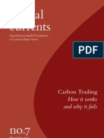 Carbon Trading - How it works and why it fails
