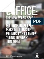 The New Work Space Millions of People