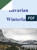 Bavarian Winterland